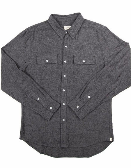 Men's Bridge & Burn Franklin Brushet Twill Shirt