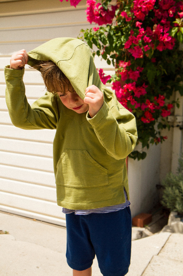 Kid's boy+girl BAJA HOODY