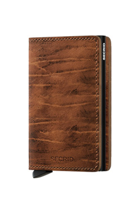SECRID Slim Wallet Dutch Martin - Whiskey