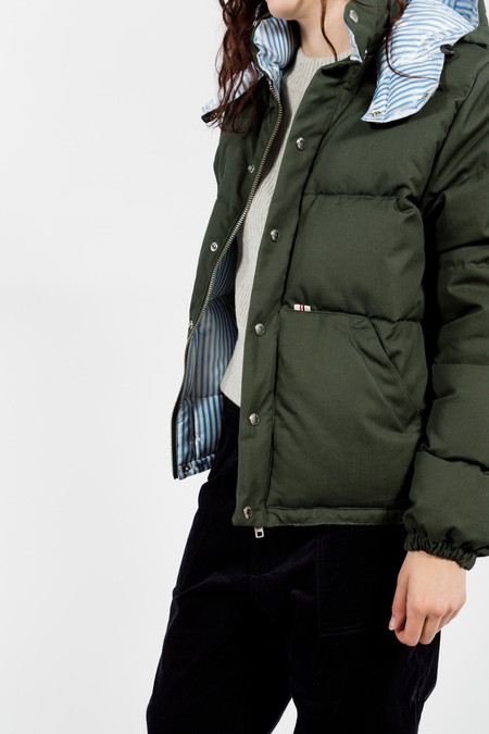 Maison Kitsune Down Jacket