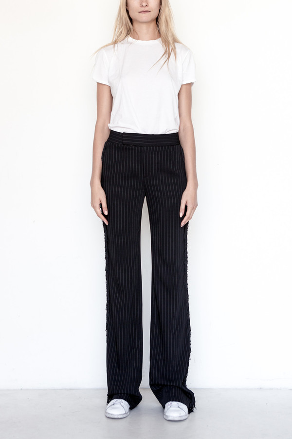 Assembly New York Business Stripe Tux Pant