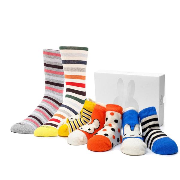 Etiquette Mine-mini Daddy Socks Set Two