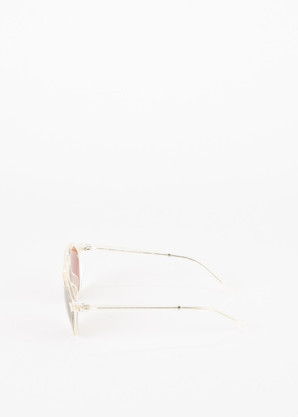 Smoke x Mirrors Letter Sunglasses