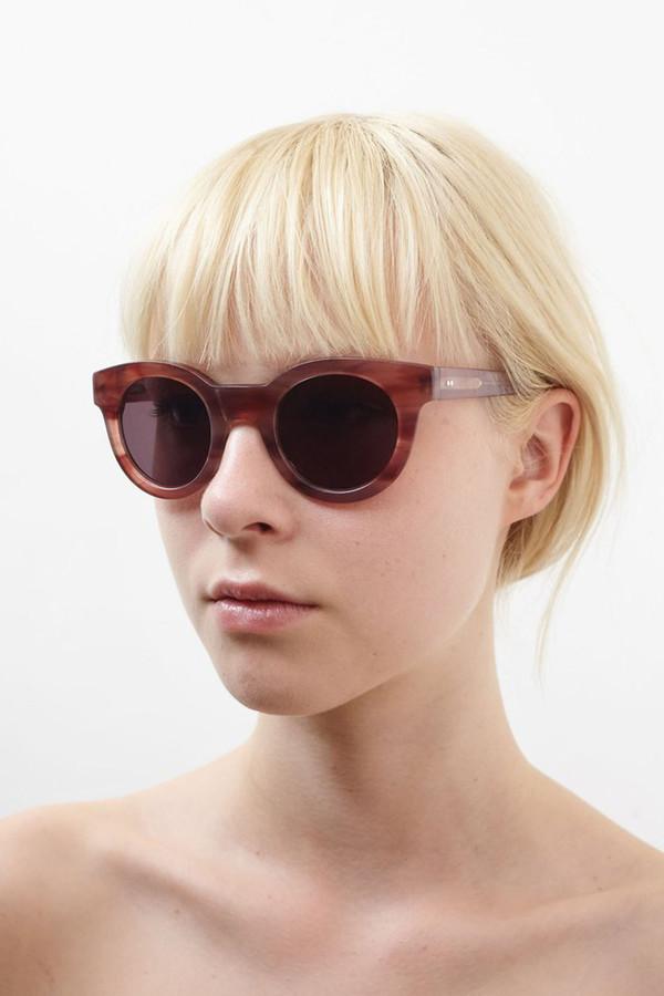 Sun Buddies Acetate Edie Sunglasses - Jelly