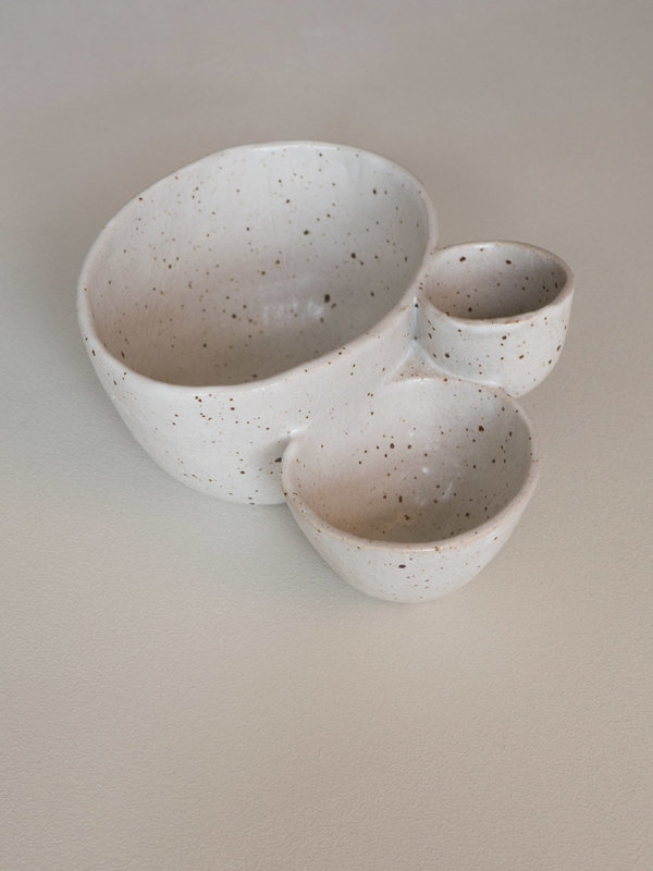 Maryam Riazi Triple Bundle Bowl