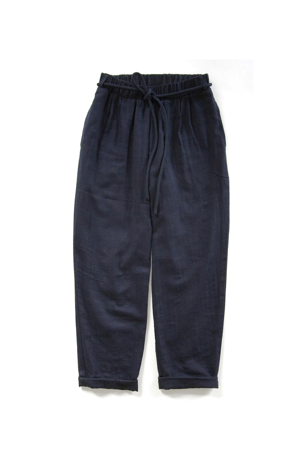 Wrk-shp Navy Corded Pants