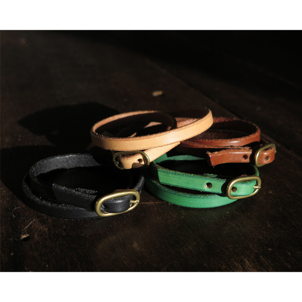 kikaNY LLC kika leather bracelet