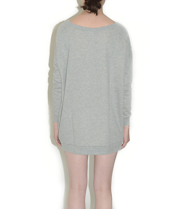 Won Hundred Anina Grey Sweatshirt