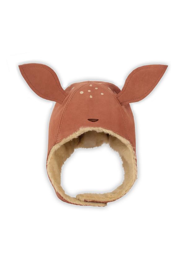 Donsje Aviator Deer Kids Hat