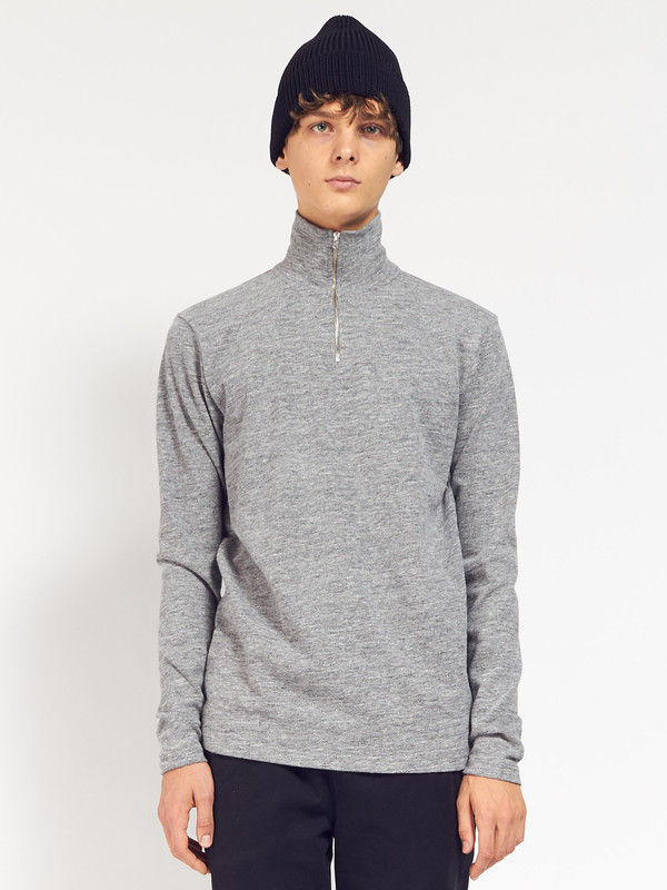Men's Journal Pull Sweat Grey
