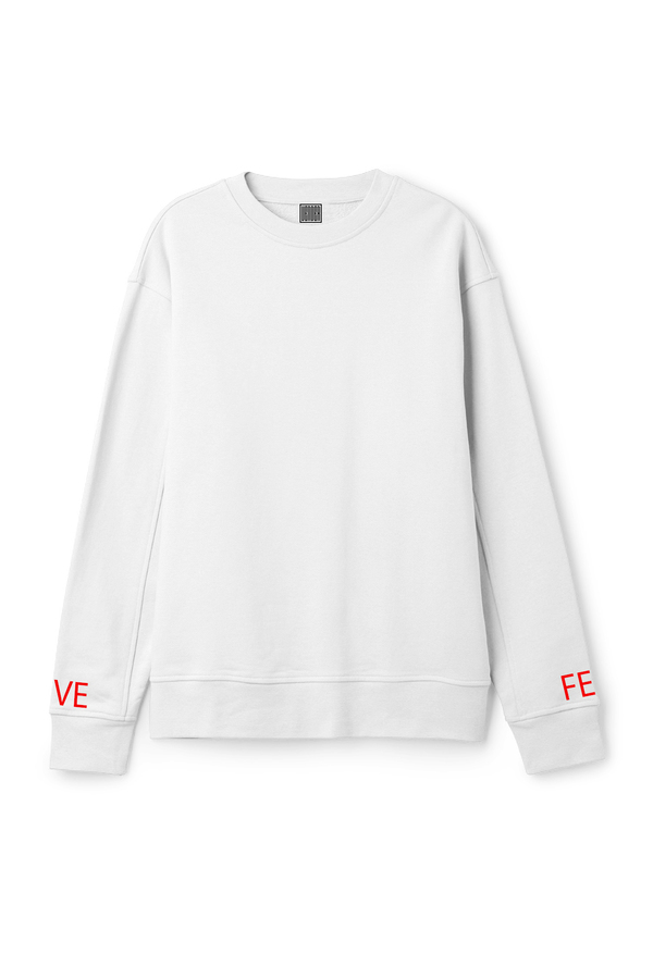 Vender Love vs Fear sweatshirt