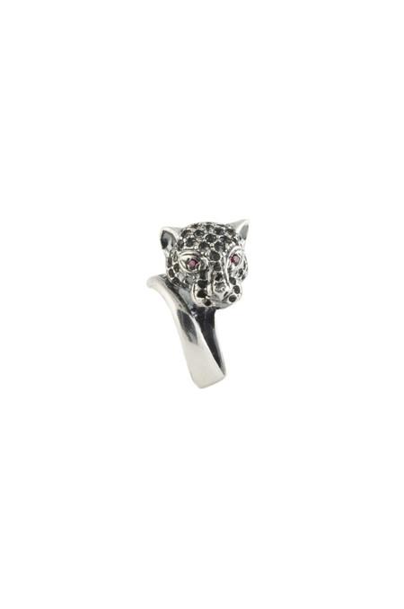 Iosselliani Panther Ring