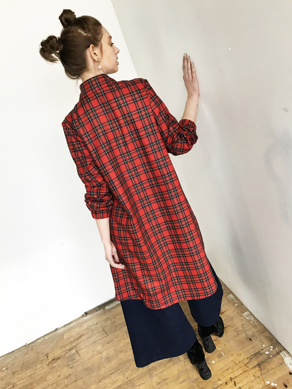 Eliza Faulkner Jesse Shirtdress