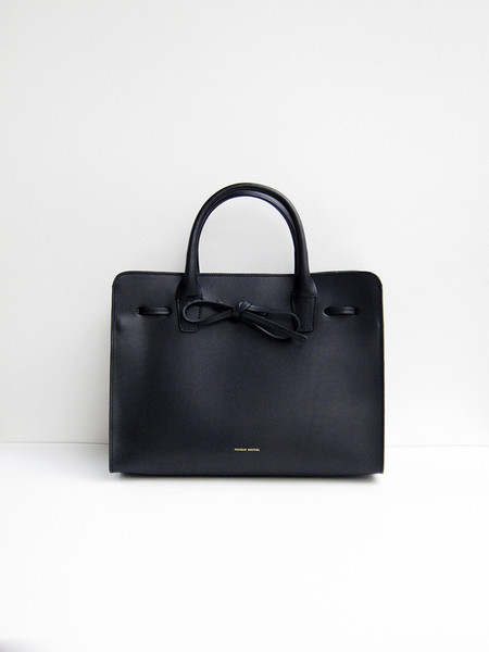 Mansur Gavriel Sun Bag, Black