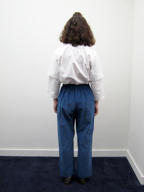 Unisex Rowena Sartin Double Sleeve Fake T-Shirt