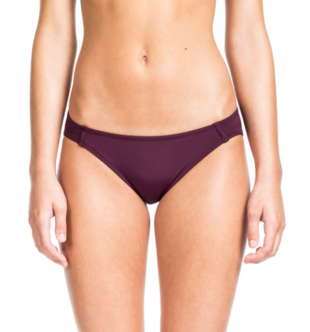 Beth Richards Naomi Bottom - Port  LOW WAIST BOTTOM