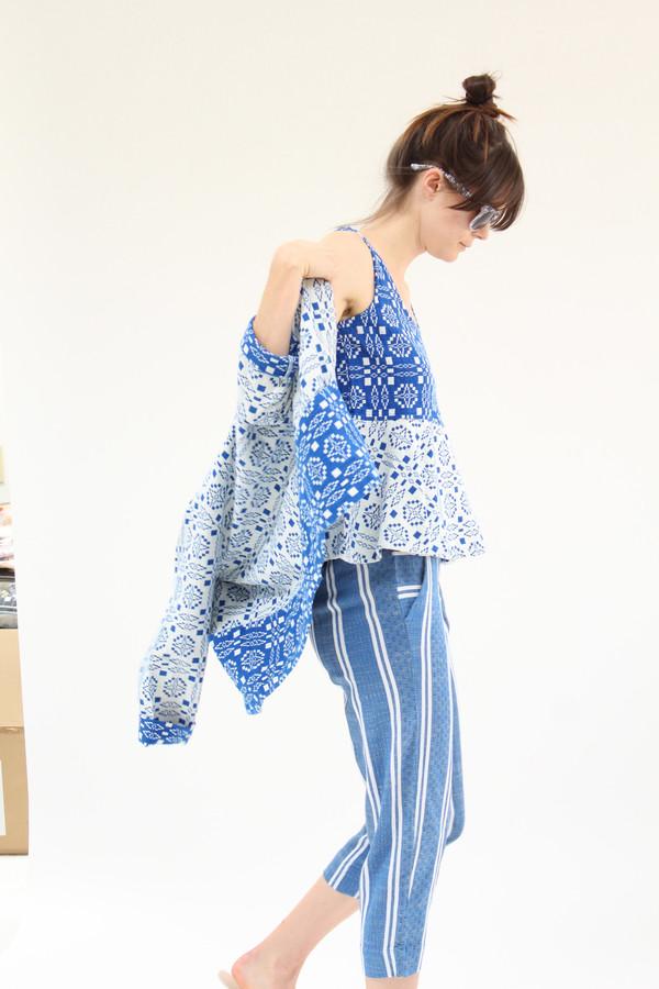 Ace & Jig Atlantic Pant Blue Jean