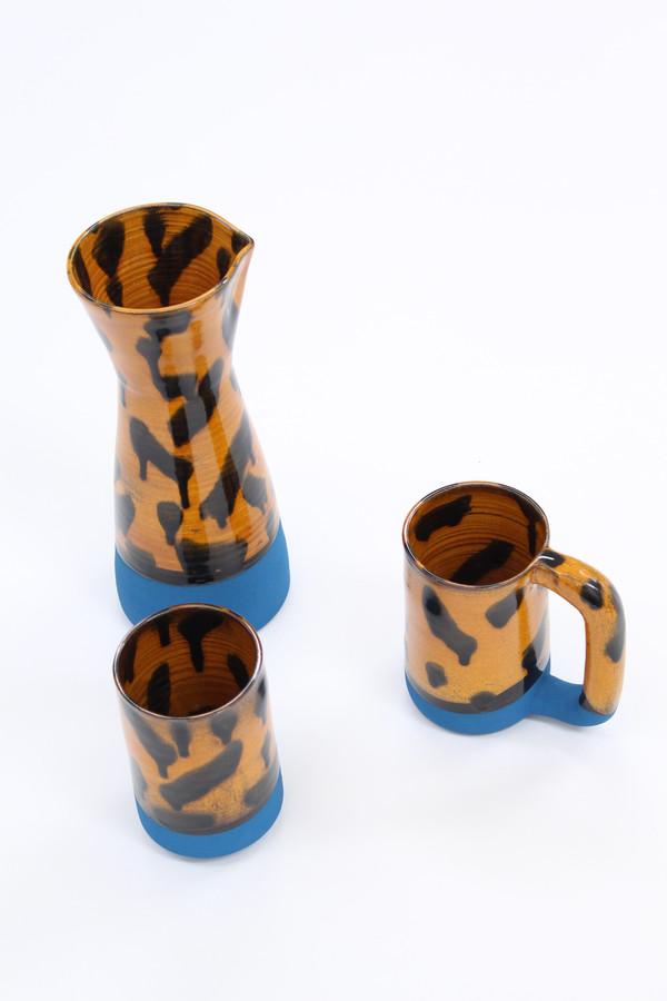 Workaday Ceramic Tortoise Shell Mug