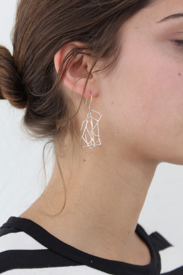 Artist Constellation Earrings