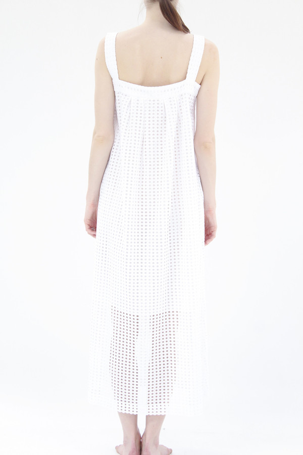 Diarte Joanne Dress White
