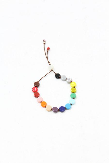 I. Ronni Kappos Rainbow Bracelet
