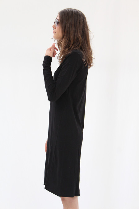 Kowtow Building Block Long Sleeve Dress