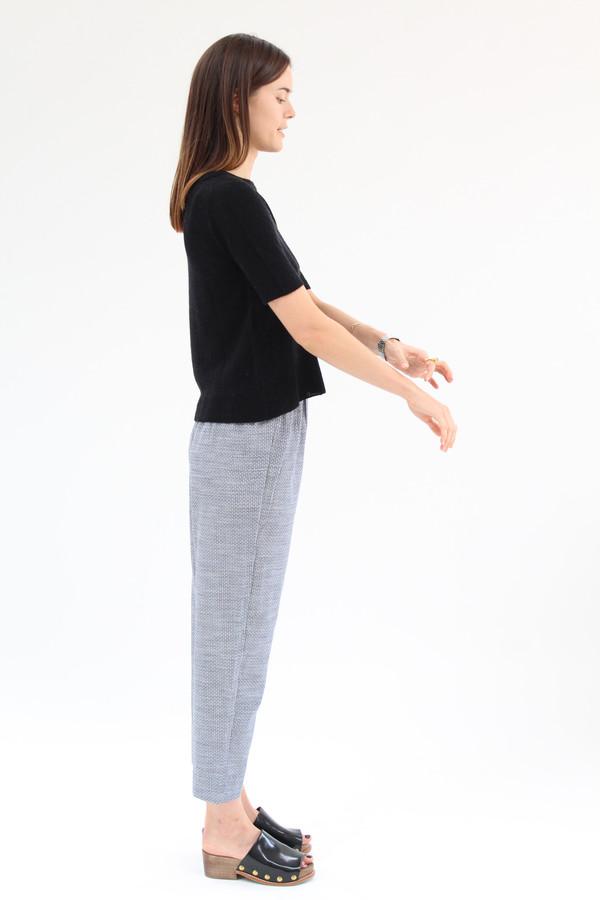 Beklina Basic Pant Blue Speck