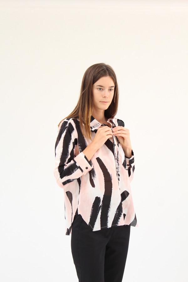 Rachel Comey Rider Shirt Pink
