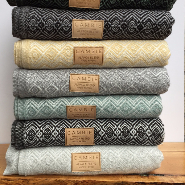 Cambie Design Cambie blanket