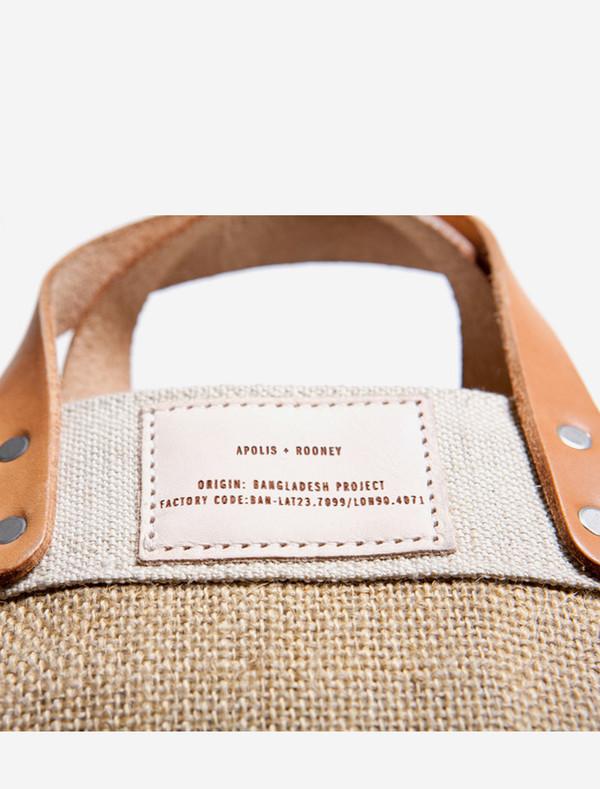 Apolis + Rooney Market Bag