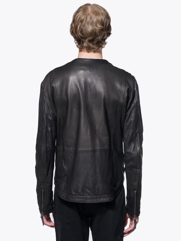 Men's Robert Geller Leather Jacket