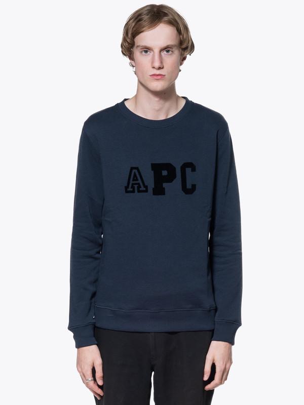 Men's A.P.C. Sweater College
