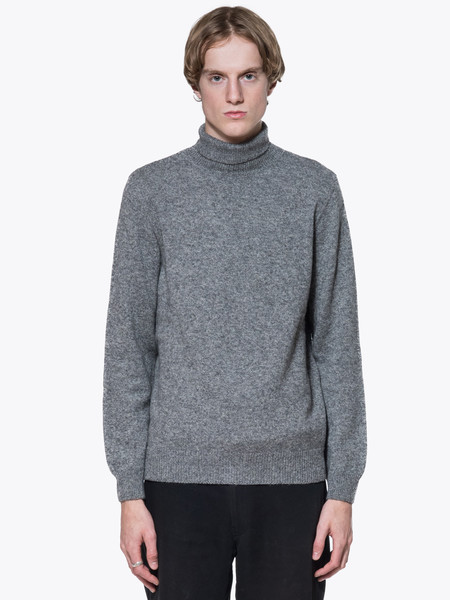 Men's A.P.C. Sweater Jean Gris