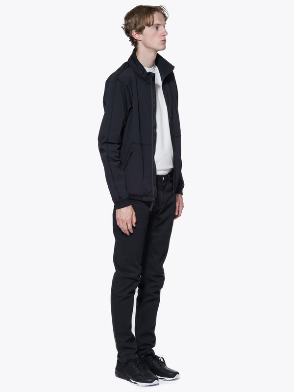 Men's Reigning Champ Woven Stretch Nylon Stow Away Jacket
