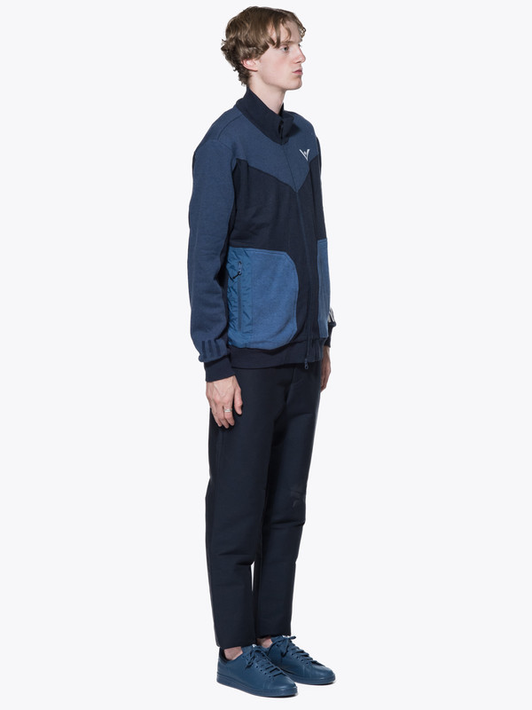 Adidas Originals By White Mountaineering Zip Sweatshirt
