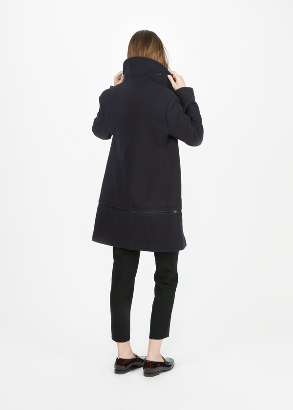 Hache Zip Away Coat