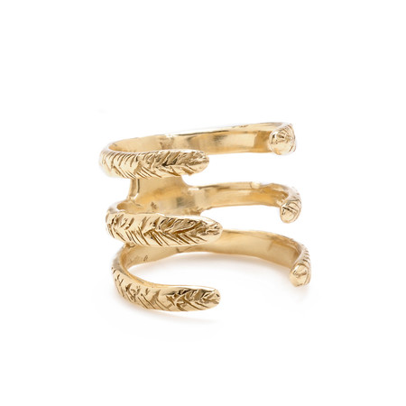 Odette New York ODETTE CERES CUFF RING