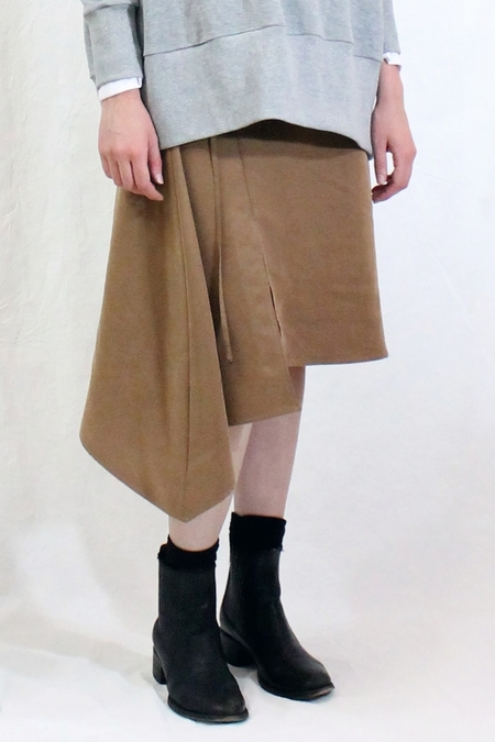 House of 950 knot once skirt