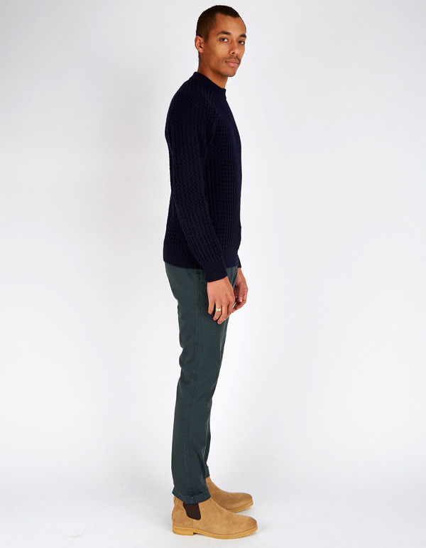 Men's No Nationality Franz Knit Navy