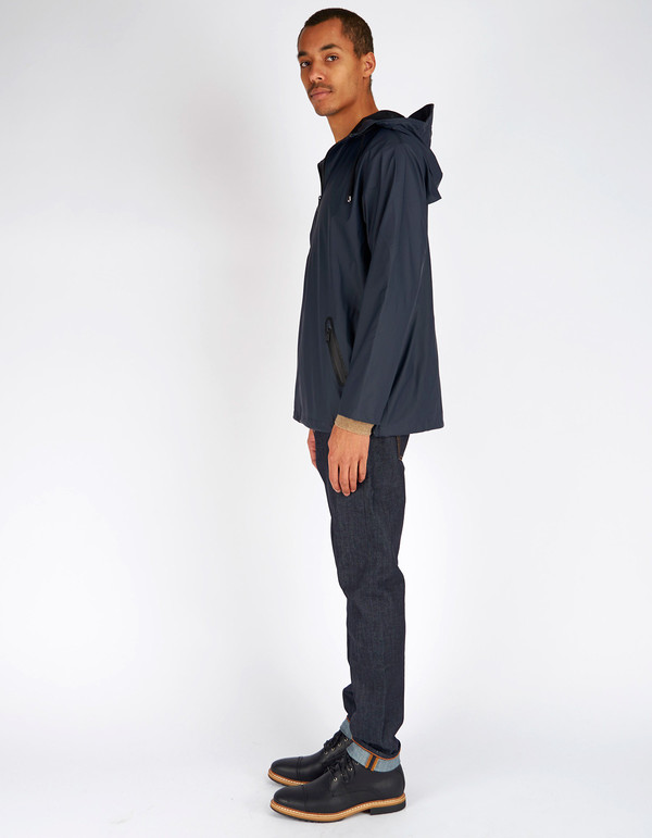 Rains Breaker Jacket Blue