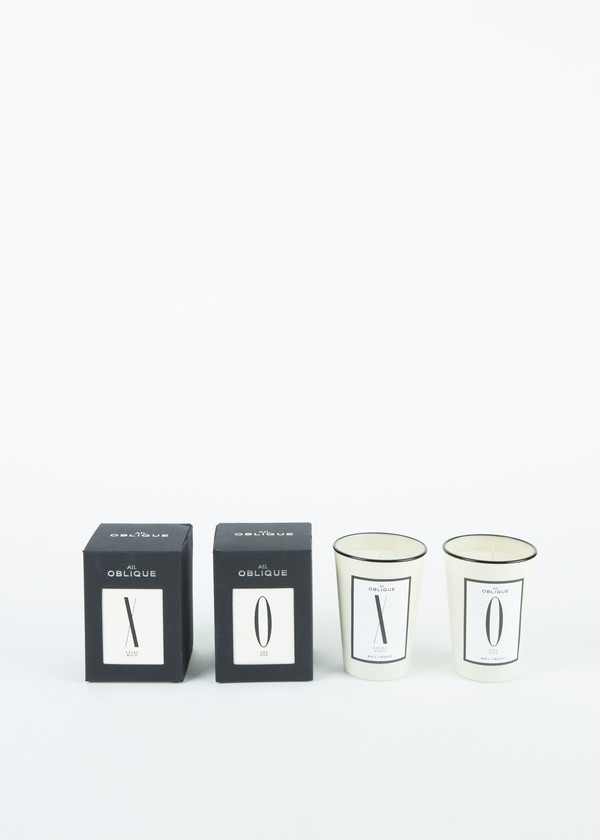 Atelier Oblique X: Extra Bold Candle