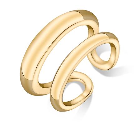 Gabriela Artigas Twink Tusk Ring