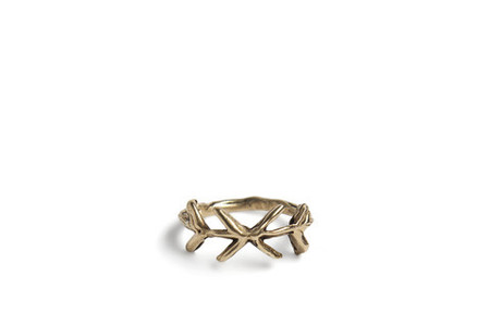 Mercurial NYC Kindling Ring