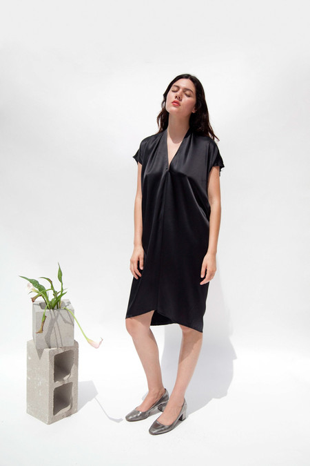 Miranda Bennett Everyday Dress in Charmeuse