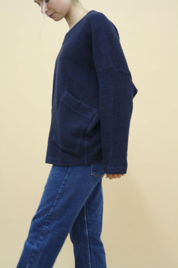 Calder Blake Isamu French Terry Pocket Pullover