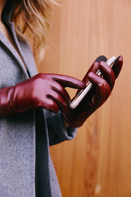 Honns Selina Smart Glove - Wine