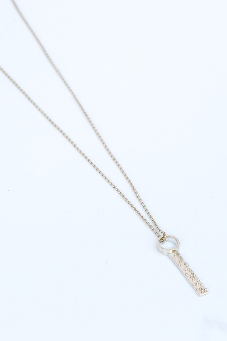 Covet + Keep Lena Necklace - Silver