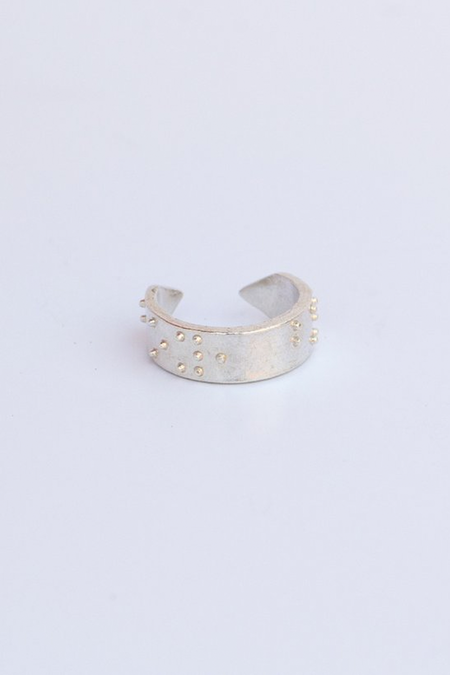Covet + Keep Page Ring - Silver