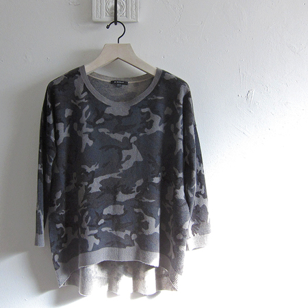 Acrobat camo sweater