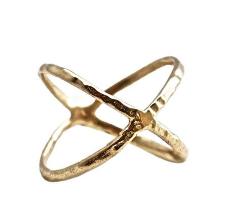 Nettie Kent Jewelry Nettie Kent Kiva Ring